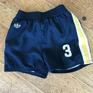 Gap Sz 18-24Mo Athletic Shorts wSoft Cotton Lining